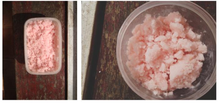 glace hyper protéinée
