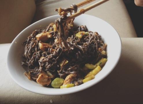 wok poulet citron coco curry
