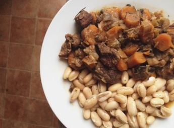 boeuf mijoteuse allégé diététique recette