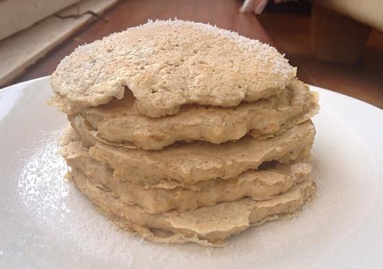 Pancakes avoine thefitnesstheory pancakes faciles oat pancakes