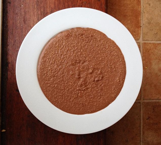 Recette de base pudding d avoine au micro ondes g teau solide pour petit d jeuner the - Gateau pour le petit dejeuner ...